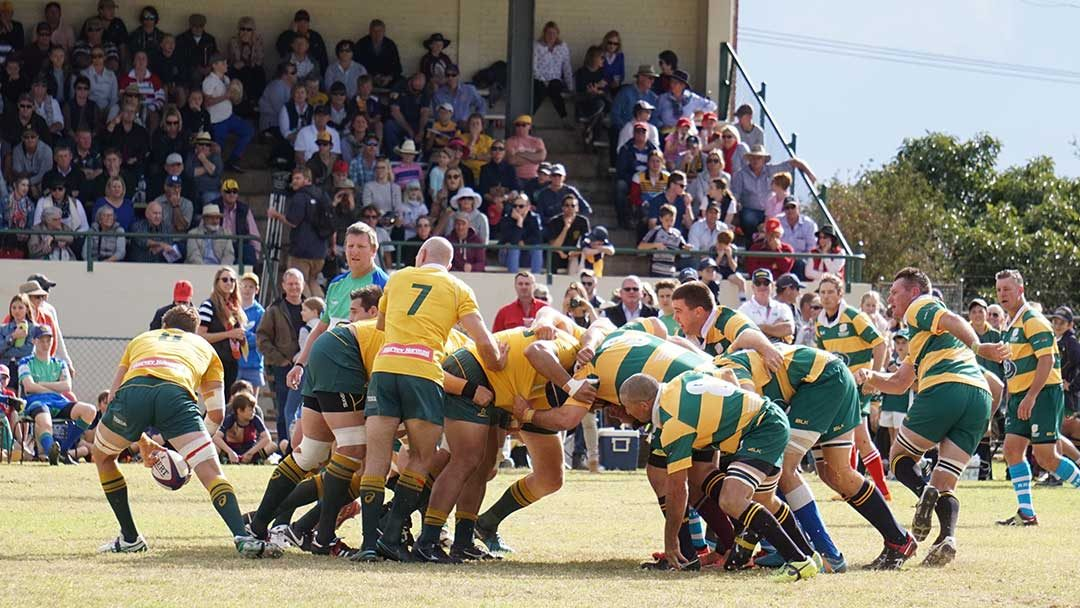 Classics get up in the Downs but local rugby community is the winner