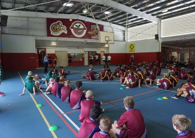 Classics head to Cairns for Macquarie Sports Clinic