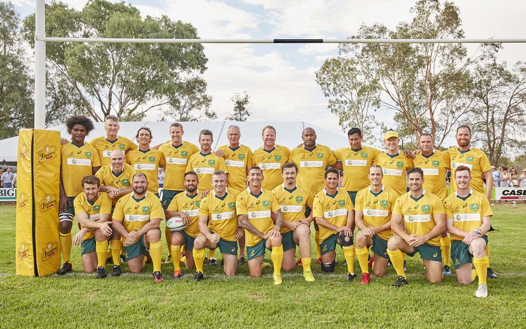 Moree turns out for a full day of rugby action