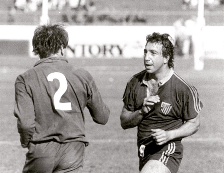 Vale Bruce Malouf, Wallaby #628